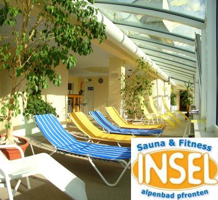 sauna fitness insel startet individuelle fitatall online aktion. Black Bedroom Furniture Sets. Home Design Ideas